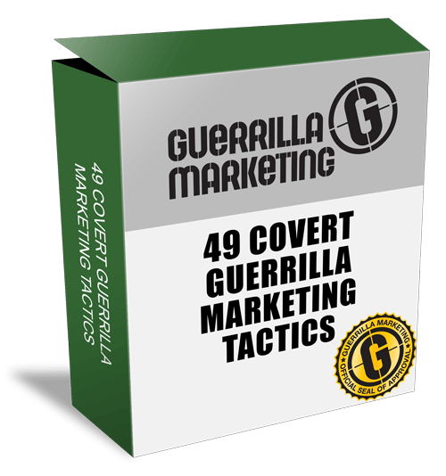 guerrilla marketing of beauty products The advantages of guerrilla marketing involve low cost campaigns that aim at promoting products or services to smaller demographics but the novelty lies in the approach.