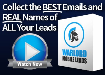 banner image for Warlord Mobile Leads