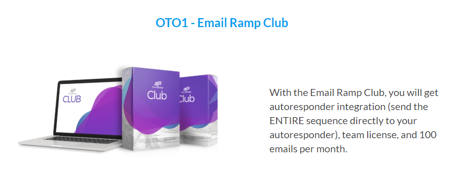 2018 07 07 1924 - Review of Email Ramp, OTO1, OTO2 and OTO3 plus Bonuses Product