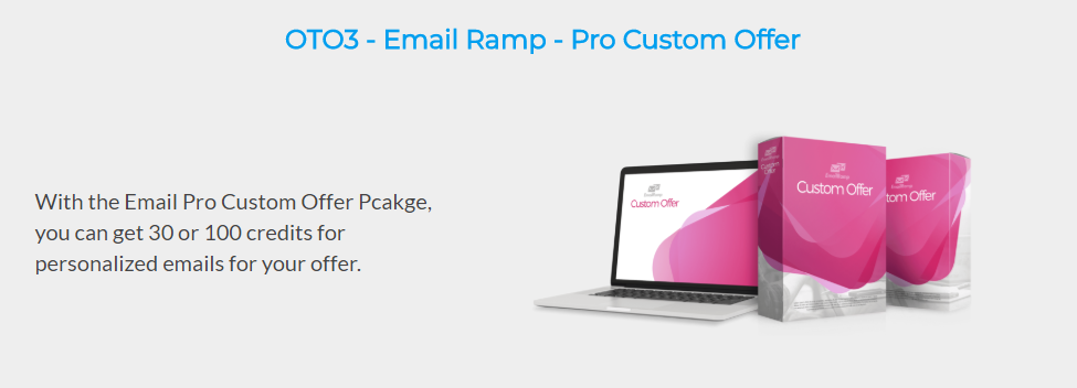 2018 07 07 1925 - Review of Email Ramp, OTO1, OTO2 and OTO3 plus Bonuses Product
