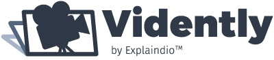 Vidently logo by explaindio 400 - Review of Vidently, OTO1, OTO2, OTO3, and High Value Bonuses Available