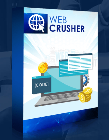 2018 08 28 1135 - Review of the Web Crusher Page Creator Tool, OTOs, and Bonuses