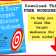 GUEST POST: Determine Who Your Target Market Is – FREE Worksheet!