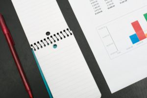 doing finances and taking notes 4460x4460 300x200 - Starting An Online Business - Three Viable Options for 2019