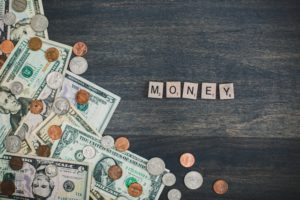 money spelled out with cash 4460x4460 300x200 - Starting An Online Business - Three Viable Options for 2019