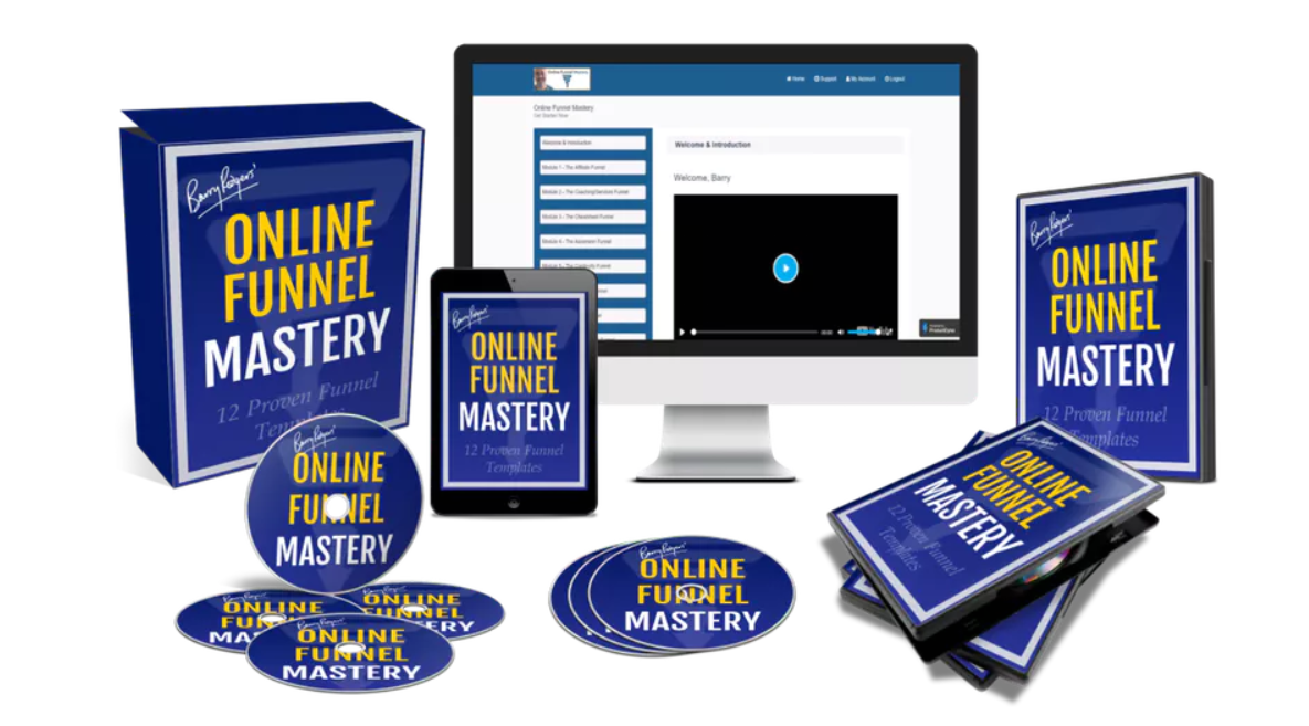 2019 05 07 1638 - Complete Review of the Online Funnel Mastery Training Course, the OTOs, and the Bonuses