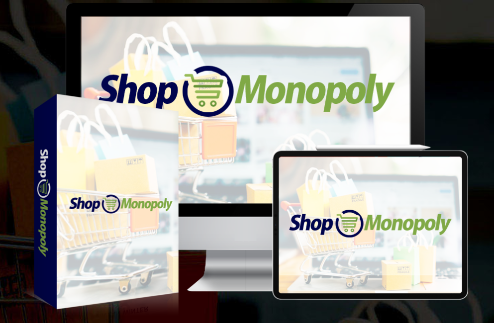 2019 05 09 1840 - Complete Review of 'Shop Monopoly' - An Innovative Sales Tool - FE, OTOs, Demo, and Exclusive Bonuses