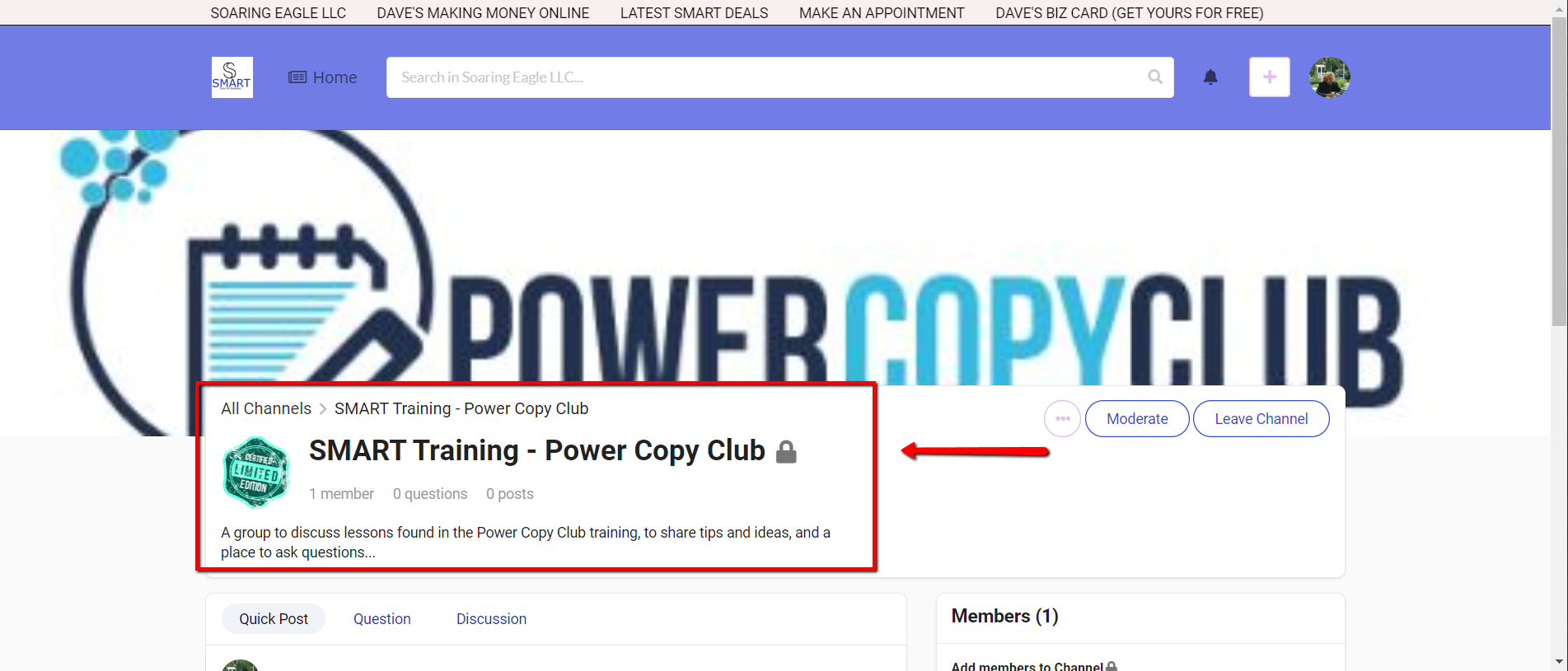 2019 12 28 1343 - SMART Training - Power Copy Club - Five Killer Ways To Boost Conversion Rates