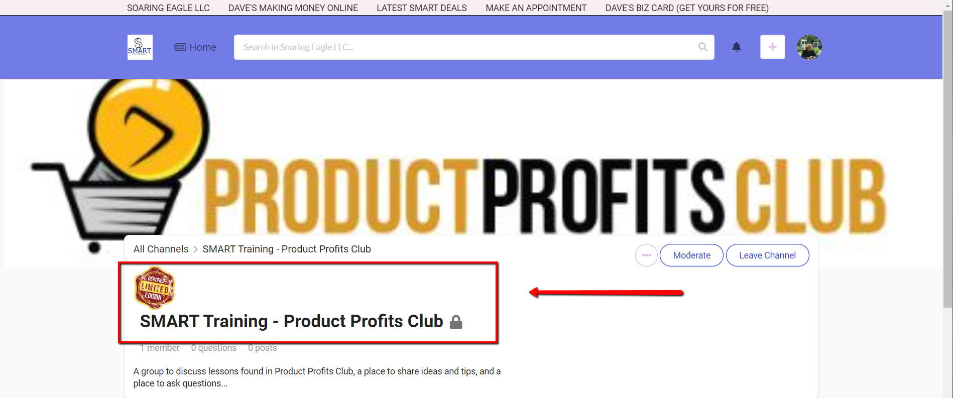 2020 01 07 1727 - SMART Training - Product Profits Club - Use Freelancers To Create Awesome Products For You